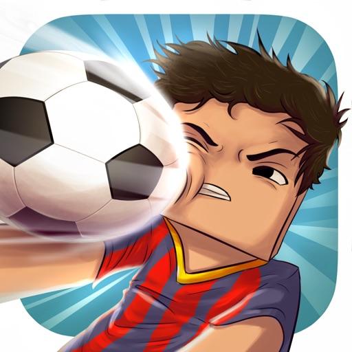 Soccer Hero! - Blocky Penalty Kick Goal Stars 2016 Football Championship Edition