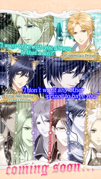 Once Upon a Fairy Love Tale【Free dating sim】