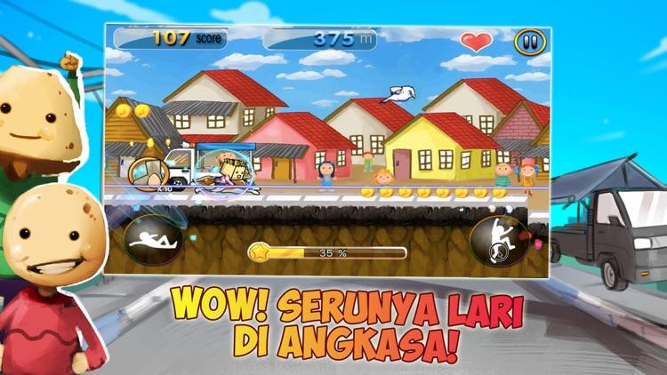 Tahu Bulat Fever Dash screenshot-4