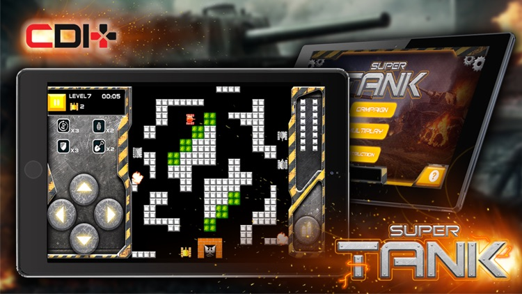 Super Tank 2016 screenshot-4