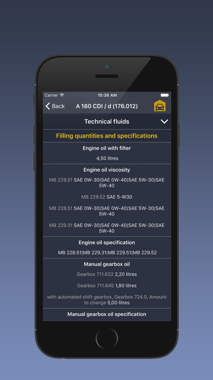 TechApp for Mercedes screenshot-4