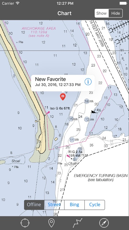 Oahu – Raster Nautical Charts screenshot-4