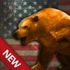 在美国,狩猎野生动物