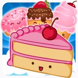 Lander Cake: Match Cookies Mania