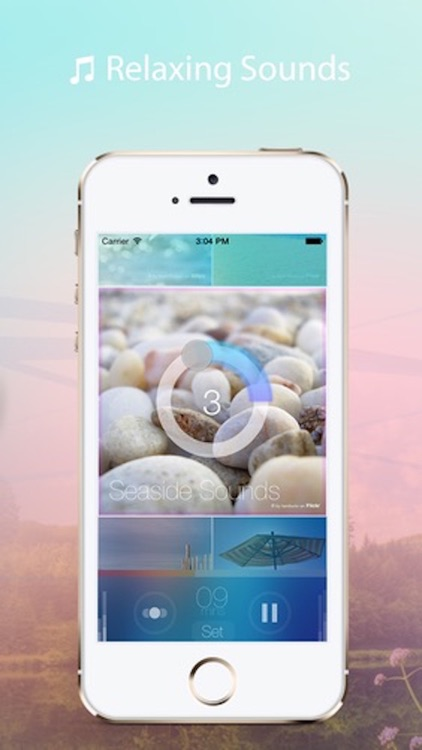Relaxia ~ Sleep aid, Relaxation & Yoga Meditation with Ambient Sound-scapes inspired by Nature