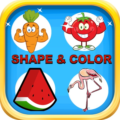 Learning Colors and shapes For kids