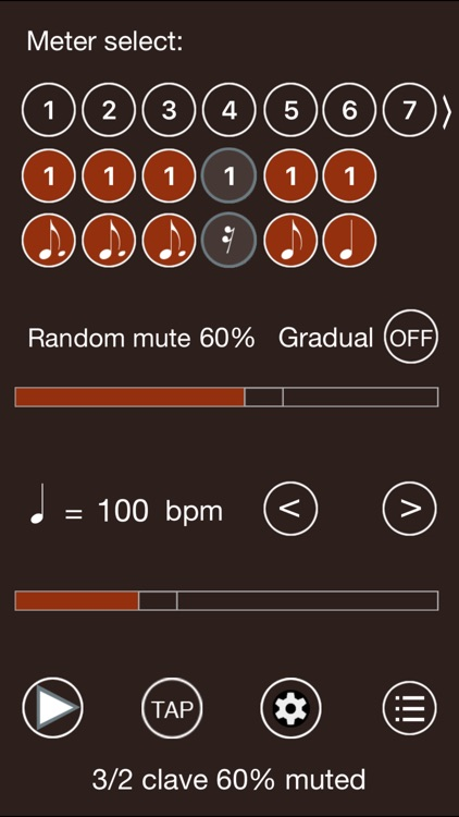 Time Guru Metronome screenshot-1