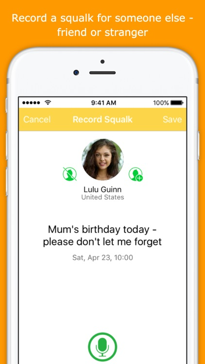 Squalk Reminders screenshot-3