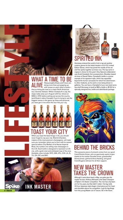 Urban Ink - The Only Tattoo Magazine For People of Color! screenshot-3