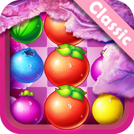 Jelly Fruit: Jam Match Link