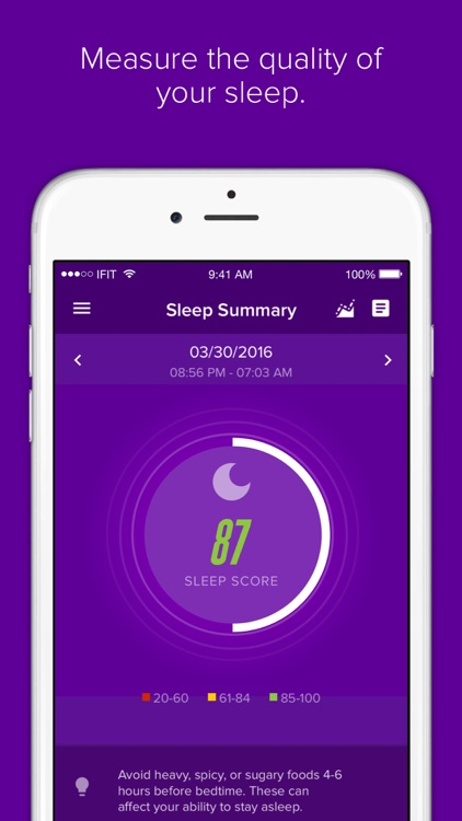 iFit Sleep by ICON Health & Fitness, Inc