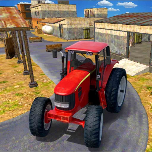 Real Tractor Simulator 3D : Driving Game Free