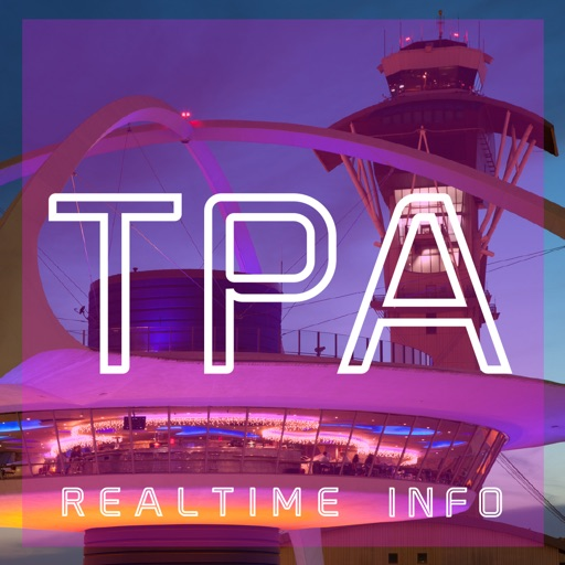 TPA AIRPORT - Realtime, Map, More - TAMPA INTERNATIONAL AIRPORT