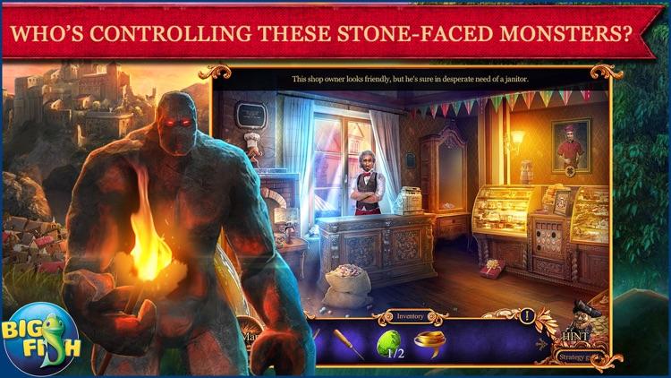 Royal Detective: Legend of The Golem - A Hidden Object Adventure (Full) screenshot-0