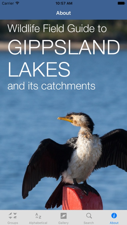 Wildlife Field Guide to Gippsland Lakes