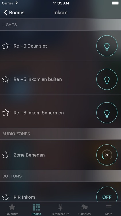 Easyplus Home Control screenshot-1