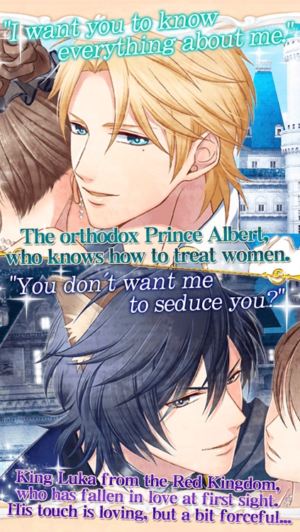 Once Upon a Fairy Love Tale【Free dating sim】 screenshot-3