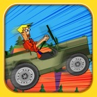 Bumpy Faily Go Kart Climb Racing icon