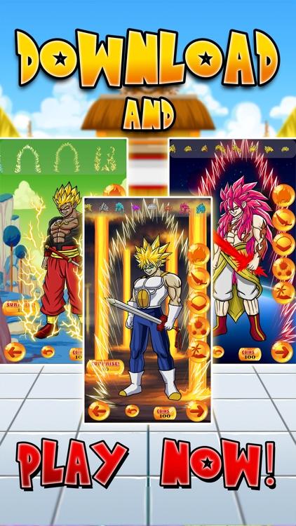 Anime Manga Creator Free Dress-Up Games For Boys screenshot-4