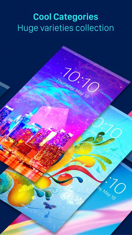 Neon Wallpapers ™ - Colorful & vibrant backgrounds screenshot-3