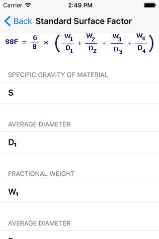 Ceramics Calculators - Aerospace Engineers - náhled