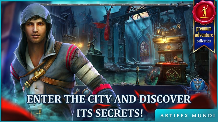 Grim Legends 3: The Dark City (Full) screenshot-0