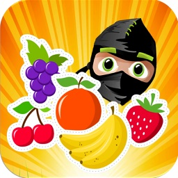 Fruit Splash Ninja Rescue Mania