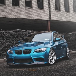 HD Car Wallpapers - BMW M3 E92 Edition