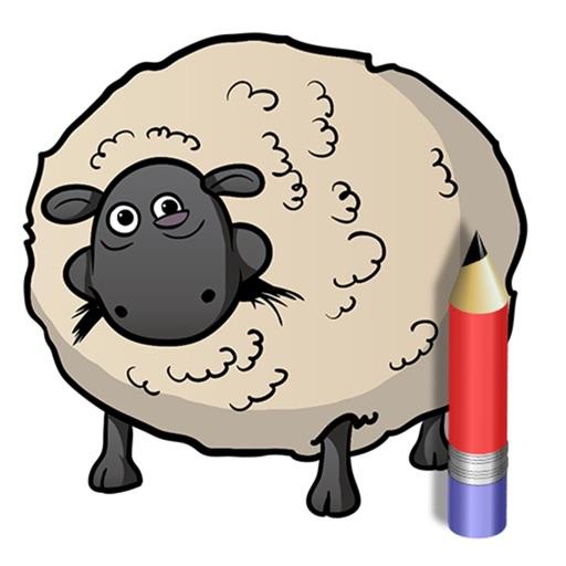 Art Tutorials For Shaun The Sheep By Boris Onofrienko