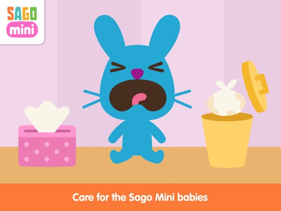 Sago Mini Babies iPad