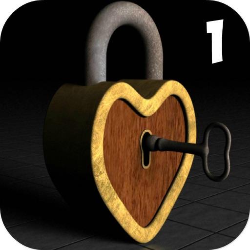 密室逃脫比賽系列1: 逃出100個神秘的房間 - 史上最難的密室逃脫遊戲