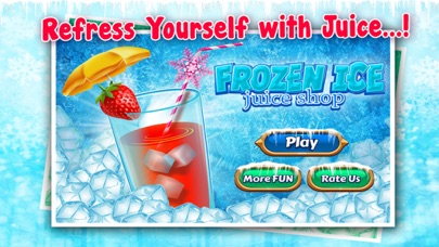 Frozen Ice Juice Shop - Refreshing Kids With Exciting