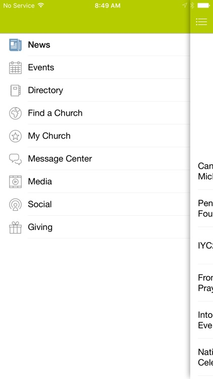 Church of God Ministries - Anderson, IN screenshot-0