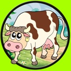 verry funny farm animals for kids no ads icon