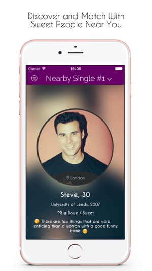 Steve sivustosta dating