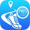 计步器计步器和步行跟踪