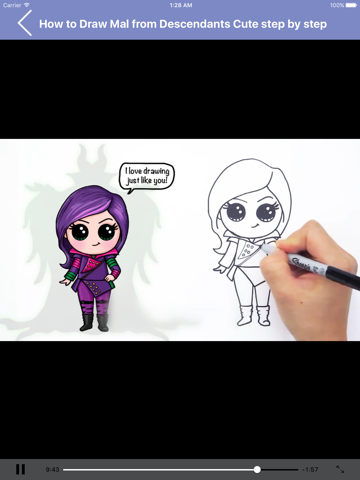 Learn How To Draw Cartoon Characters For Ipad App Price Drops