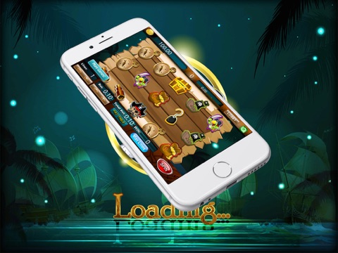 Aargh Mania Fun Slot - Free Classic Vegas Slots Machine-ipad-0