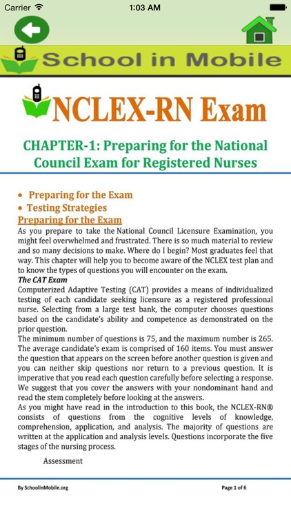 NCLEX-RN Exam Prep Quiz
