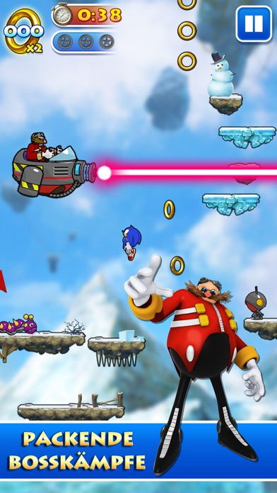 Sonic Jump™Screenshot von 4