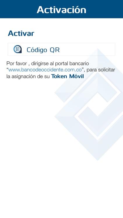 Token Mobile by BANCO DE OCCIDENTE