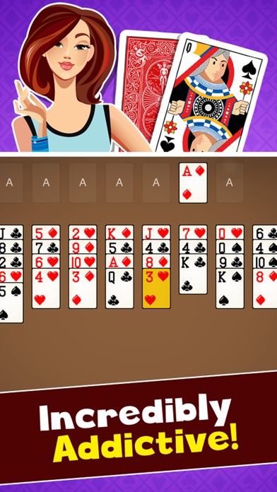 Maria Solitaire Free Card Casual Play Skill And Table Games
