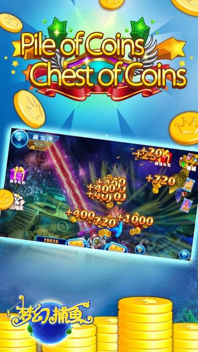 Dream Fishing Joy:gold shark silver shark cannon ball flash free Coins hack