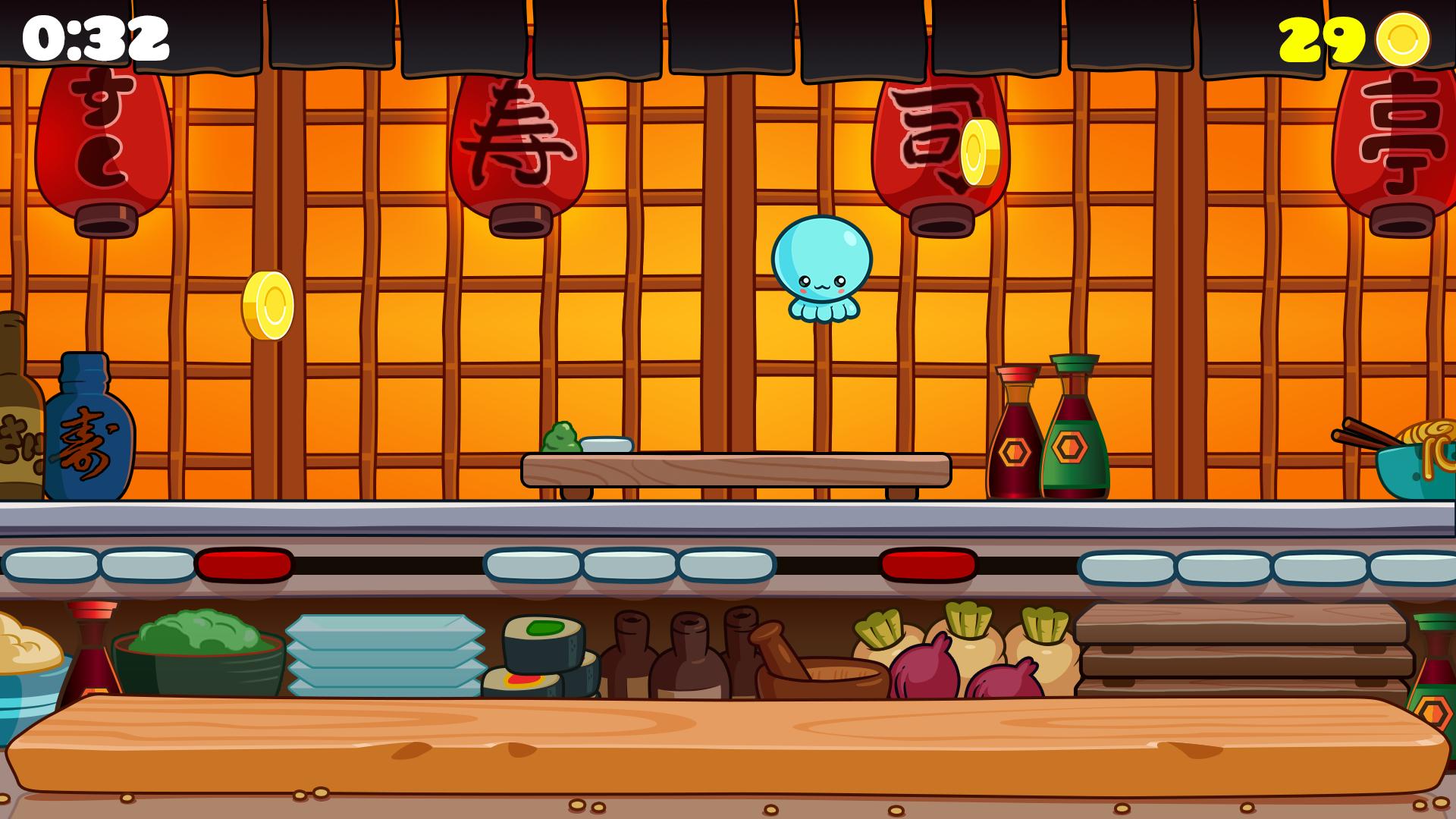 Don't Be Sushi! screenshot 15