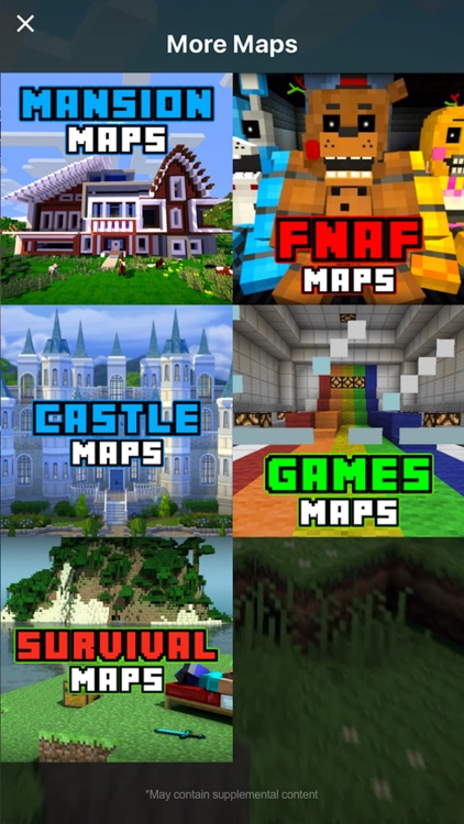 Castle Maps for Minecraft PE - The Best Maps for Minecraft Pocket Edition (MCPE) screenshot-3