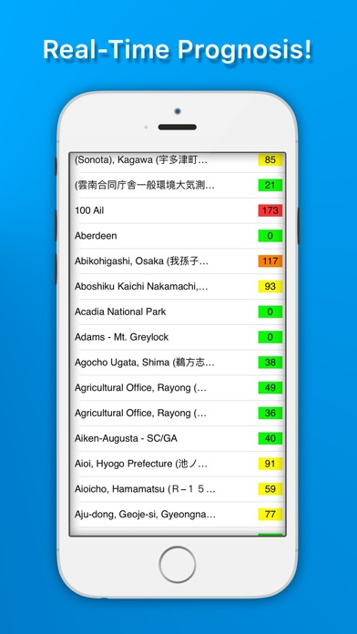 Air Quality and Pollu... screenshot1