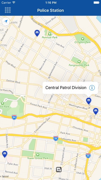 SLMPD Mobile screenshot-2