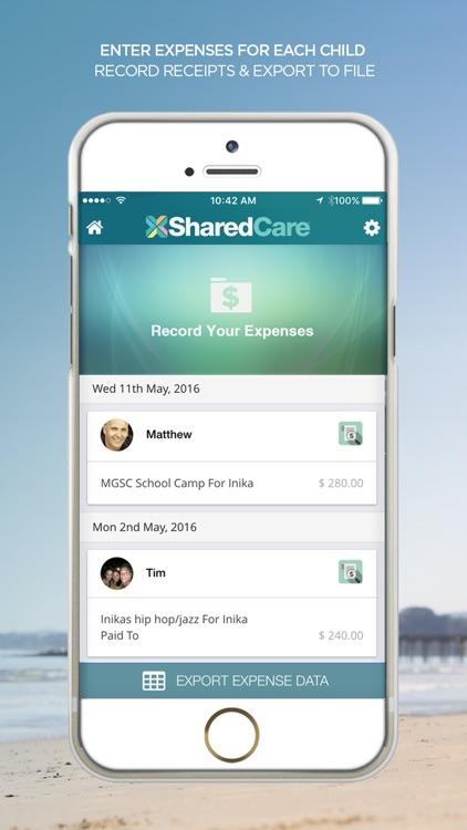 SharedCare - Joint Custody Organizer & Co-Parenting App screenshot-4