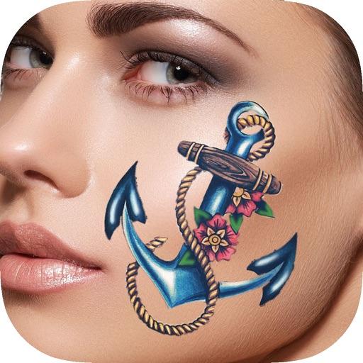 Tattoo Saloon - Add Virtual Tattoos To Your Body