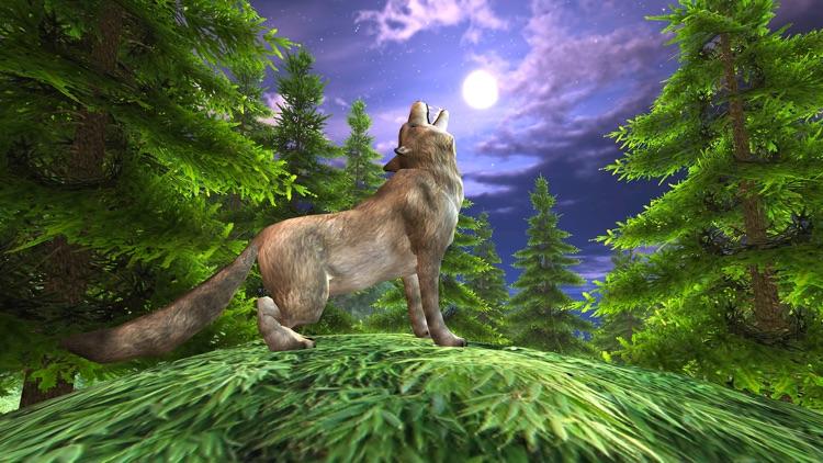 Wild Wolf Attack Adventure 3D - Wild  Beast wolf Revenge From Animals screenshot-4